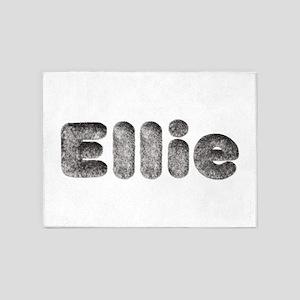 Ellie Wolf 5'x7' Area Rug