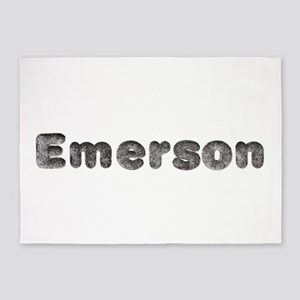 Emerson Wolf 5'x7' Area Rug