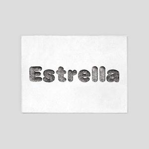 Estrella Wolf 5'x7' Area Rug