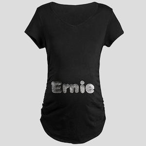 Ernie Wolf Maternity Dark T-Shirt