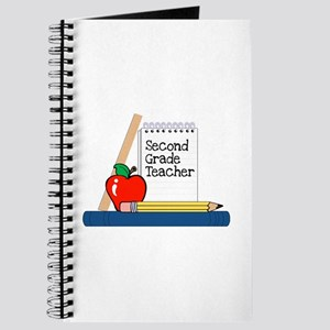 Second Grade Teacher (Notebook) Journal