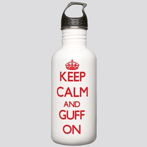 Keep Calm and Guff ON Stainless Water Bottle 1.0L