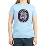 USS IOWA Women's Light T-Shirt