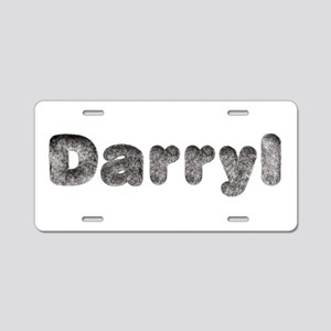 Darryl Wolf Aluminum License Plate