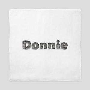 Donnie Wolf Queen Duvet
