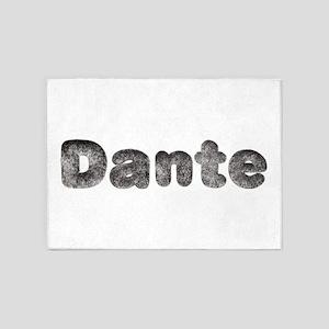 Dante Wolf 5'x7' Area Rug