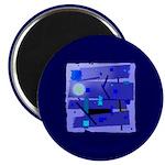 Egypt Blue Magnet
