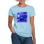 Egypt Blue Women's Light T-Shirt