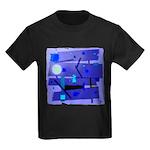 Egypt Blue Kids Dark T-Shirt