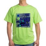 Egypt Blue Green T-Shirt