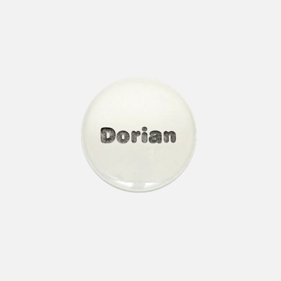 Dorian Wolf Mini Button