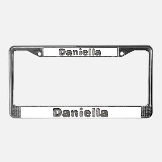 Daniella Wolf License Plate Frame