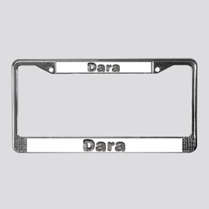 Dara Wolf License Plate Frame