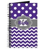 Girls personalized Journals & Spiral Notebooks
