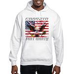 Cruising Fort Worth Hooded Sweatshirt