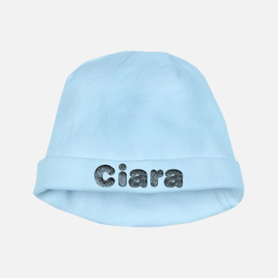 Ciara Wolf baby hat