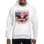 Cruising Detroit Hooded Sweatshirt