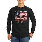 Cruising Detroit Long Sleeve Dark T-Shirt