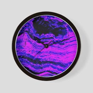 Neptune Storm Chorus Wall Clock