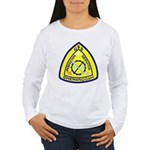 USS Shenandoah (AD 26) Women's Long Sleeve T-Shirt