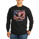 Cruising Columbus Long Sleeve Dark T-Shirt