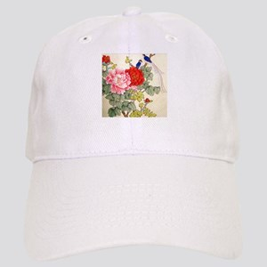 Chinese Water Color Painting Cap