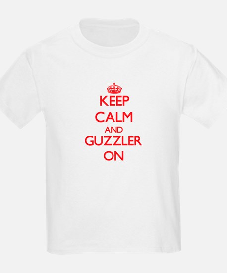 Keep Calm and Guzzler ON T-Shirt