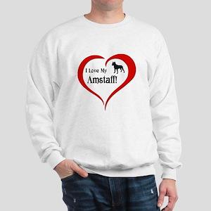 Amstaff Terrier Sweatshirt