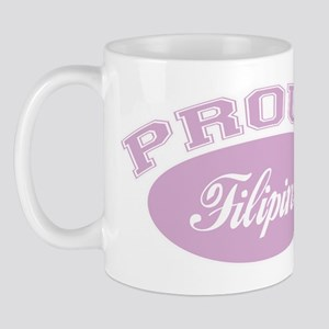 Proud Filipina Mug