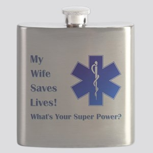 MY WIFE Flask