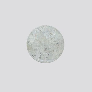 Shattered Mica Glass Mini Button