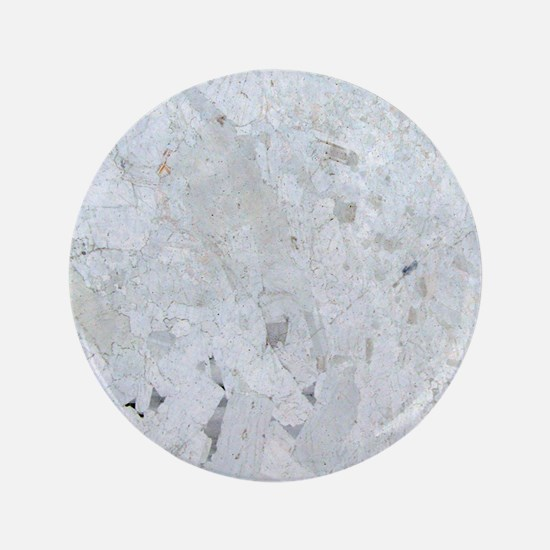 Shattered Mica Glass Button