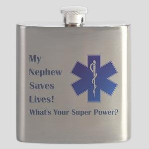 MY NEPHEW Flask