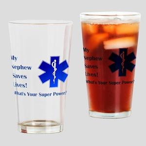 MY NEPHEW Drinking Glass