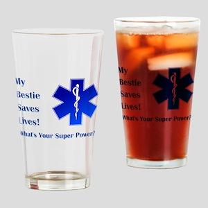 MY BESTIE Drinking Glass
