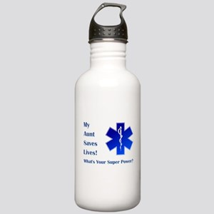 MY AUNT Stainless Water Bottle 1.0L