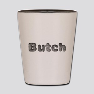Butch Wolf Shot Glass