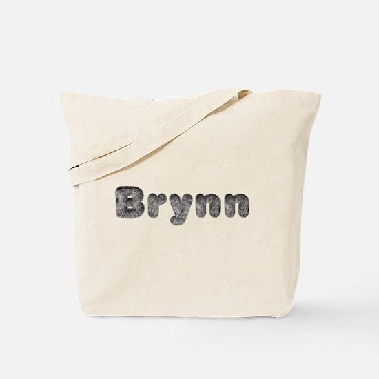 Brynn Wolf Tote Bag