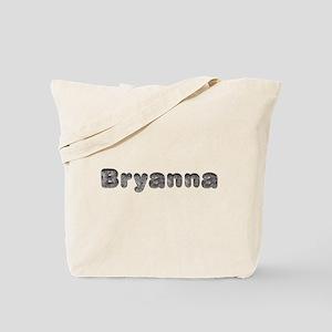 Bryanna Wolf Tote Bag