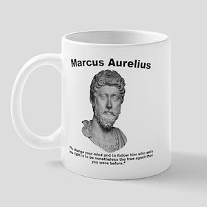 Aurelius: Free Will Mug