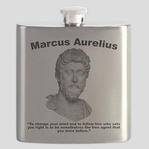 Aurelius: Free Will Flask