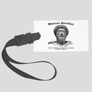 Aurelius: Reason Large Luggage Tag