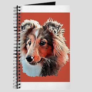 Shelty Portrait Journal