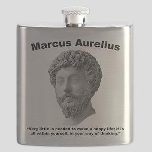 Aurelius: Happy Flask
