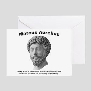 Aurelius: Happy Greeting Card