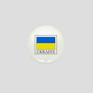 Ukraine Mini Button