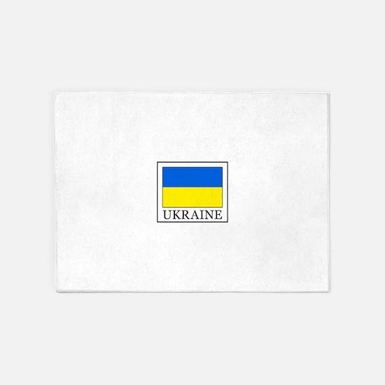 Ukraine 5'x7'Area Rug
