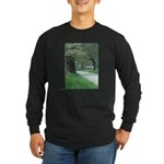 Recovery Long Sleeve Dark T-Shirt