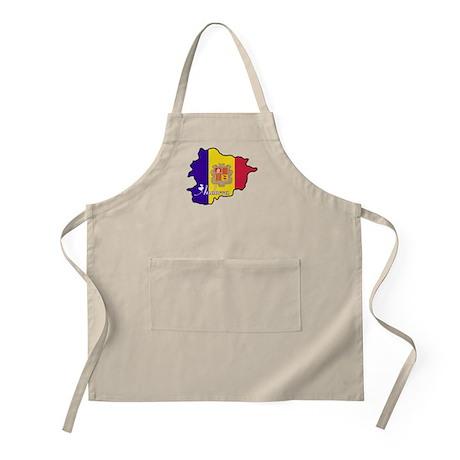 Cool Andorra BBQ Apron
