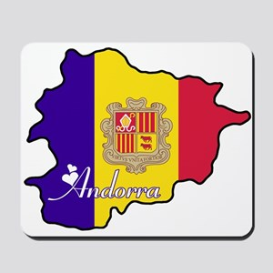 Cool Andorra Mousepad